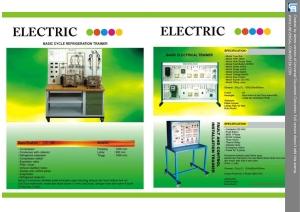 Alat Peraga Elektronik smk